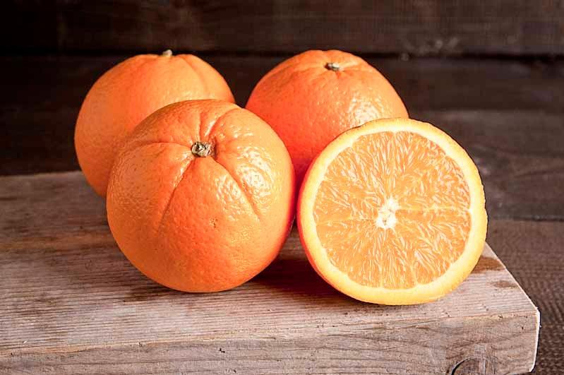 Pers sinaasappel per kist (15kg) (70-90 stuks)