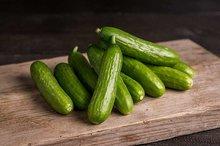 Mini komkommertjes