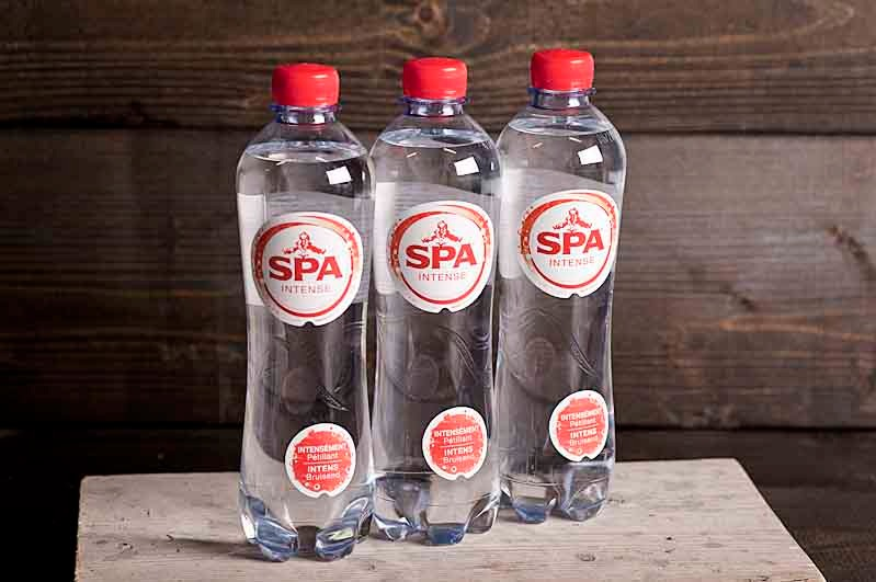 Spa rood Intense tray 24 x 50cl fles