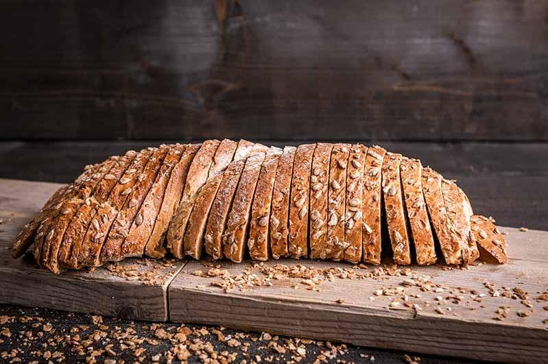 Alpenbrood gesn. VEGAN (Uit eigen oven)