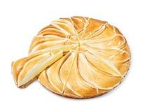 Citroen merenguetaart 12 pnt (Holtkamp horeca)