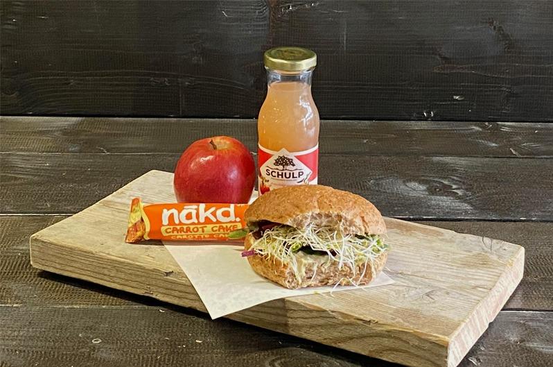 Lunchpakket Basis Veganistisch