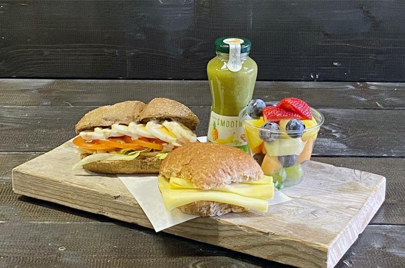 Lunchpakket Trendy Vegetarisch