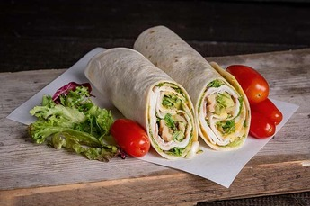 Wrap Grilled Chicken NIEUW