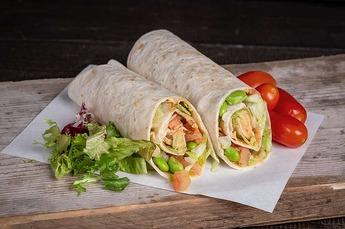 Wrap Soyaboon (Vegan) NIEUW