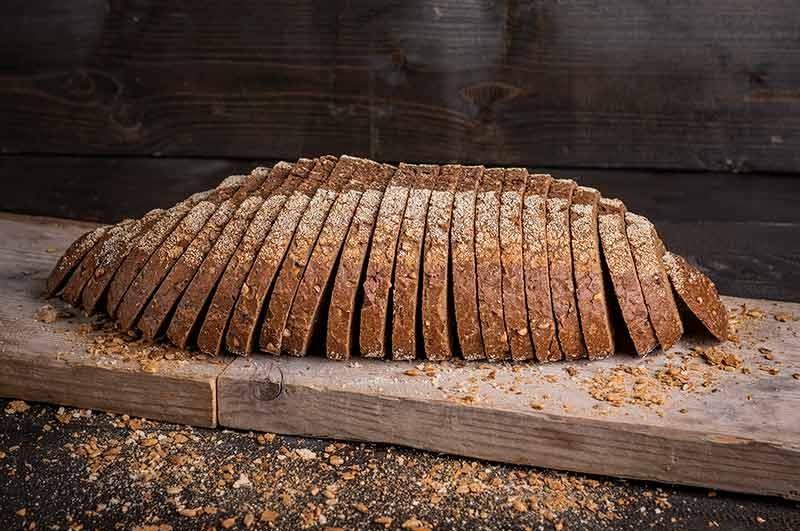 Molenaarsbrood Donker gesn. VEGAN (Uit eigen oven)