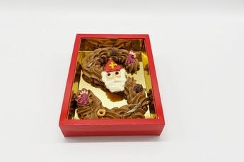 Chocoletter S PUUR (Holtkamp horeca)