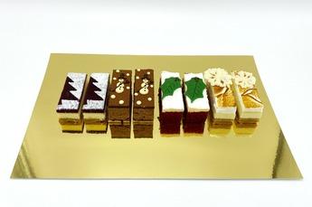 Dessert componenten 8 stuks (Holtkamp horeca)