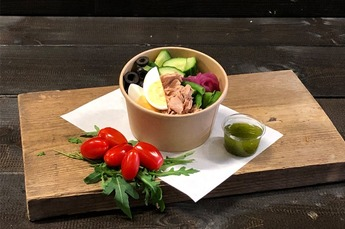 Salade nicoise 350cc