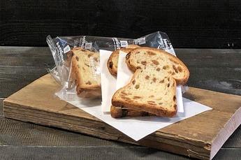 Rozijnenbrood 2 sn. gesealed