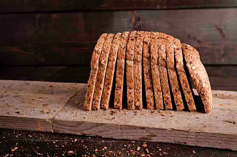 Allison, zonnepit brood half