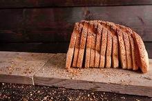 Vloerbrood wit sesam half