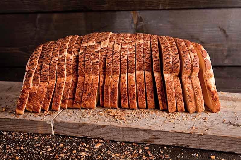Vloerbrood wit tijger heel