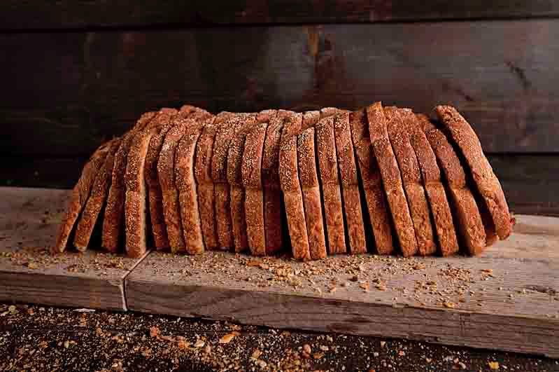 Molenbrood bruin