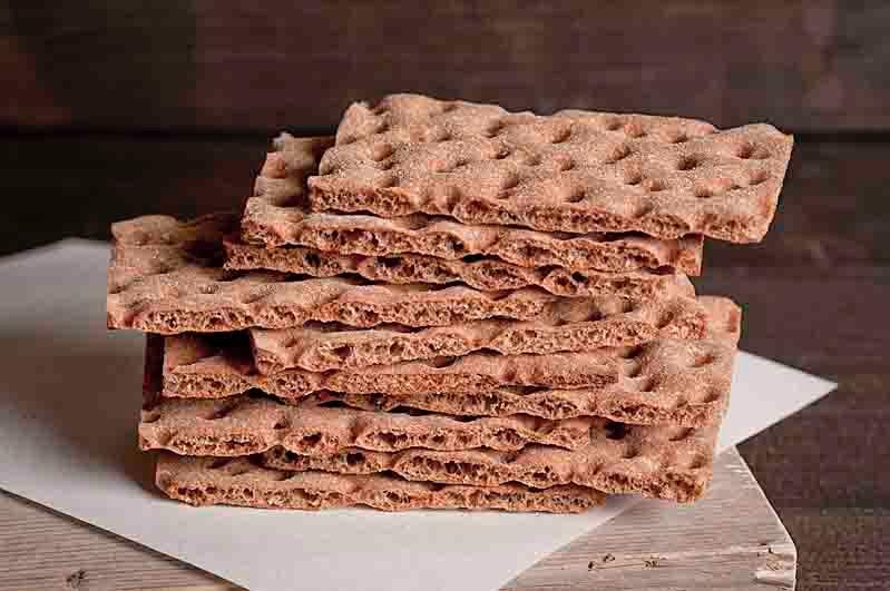 Wasa crackers volkoren 20st.