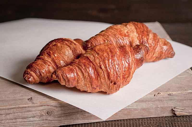 Mini croissant. P.st.
