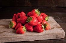 Aardbeien, klasse 1  bakje a 500 gram
