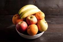 Fruitschaal 10 st
