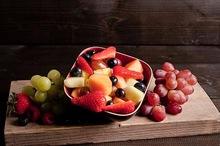 Vers gesneden fruit 375cc