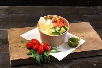 Groene salade (Vega) 350cc