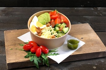 Groene salade (Vega) 750cc