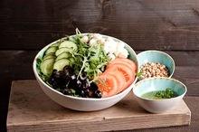 Caprese salade (lunchgerecht 750cc)