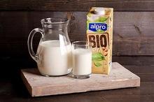 Biologische soja melk 1,0 ltr