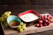 Bio-yoghurt met honing (270cc)
