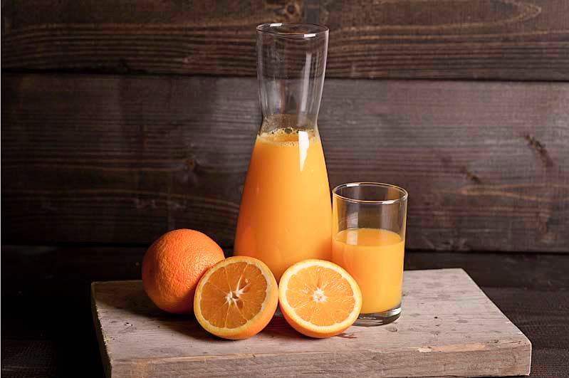 Verse jus d'orange 0,5 ltr