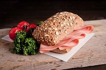 Broodje Mortadella