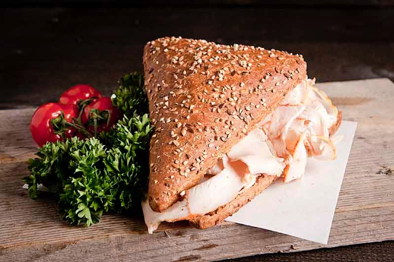 Broodje Kiprollade
