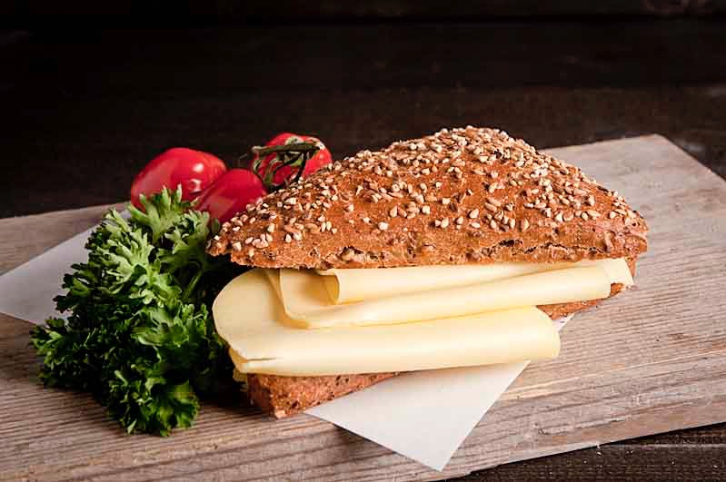 Broodje Belegen kaas