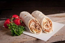 Wrap Oosterse pulled pork