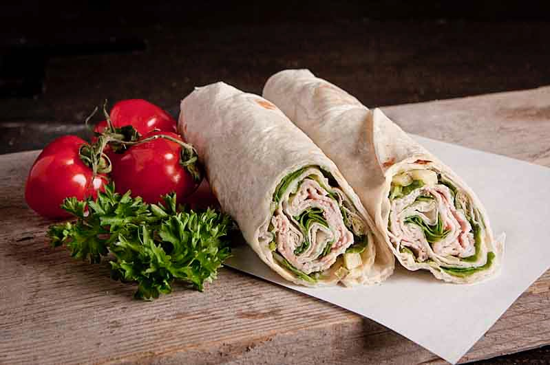 Wrap Vitello (Veal) NIEUW