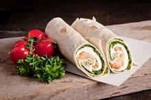 Wrap Mozzarella-Pomodori (Vega)