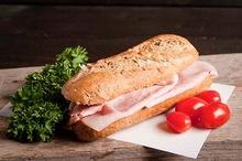 Lactosevrij broodje achterham