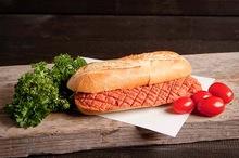 Lactosevrij broodje Huisgemaakte filet American