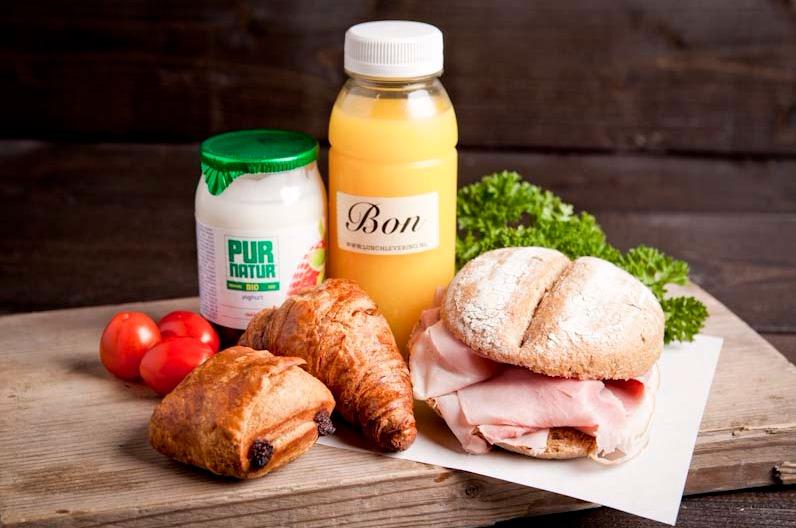 Extra persoon breakfast meetingbox