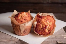 Muffin appel kaneel